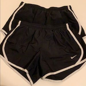 2 pairs of Nike shorts